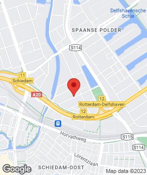 Locatie Omar Autohandel op kaart