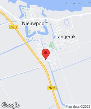 Locatie De Bruin Autotechnologie op kaart