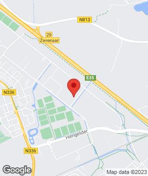 Locatie Autobedrijf Volman b.v. op kaart