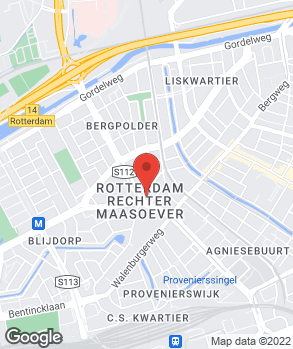 Locatie Autobedrijf Nowee op kaart
