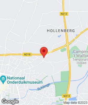 Locatie Automobielbedrijf Blekkink Aalten B.V. op kaart