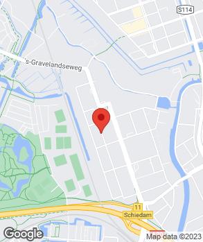 Locatie DMF Autoservice op kaart
