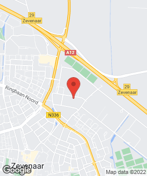 Locatie Autobedrijf Tonnie Rasing op kaart