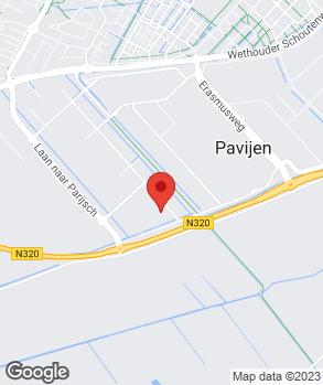 Locatie Autobedrijf Visscher Culemborg B.V. op kaart