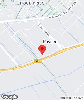Locatie Henk Scholten Culemborg B.V. op kaart