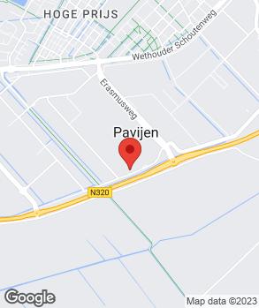Locatie Mulders Culemborg op kaart