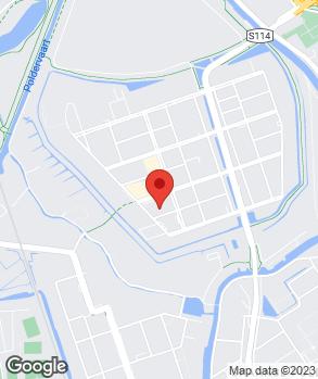 Locatie Adgam op kaart