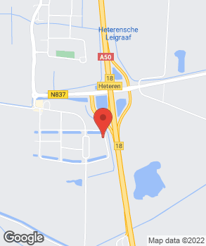 Locatie Porsche Centrum Gelderland B.V. op kaart