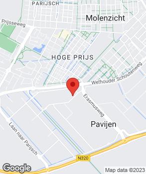Locatie Auto Ton op kaart