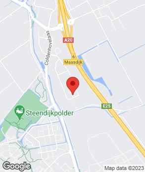 Locatie Transtolk Garage B.V. op kaart