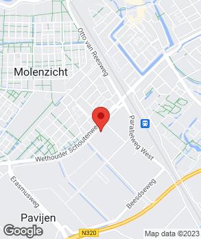 Locatie Autobedrijf Helmond V.O.F. op kaart