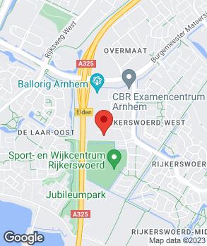 Locatie Autobedrijf ZANA op kaart
