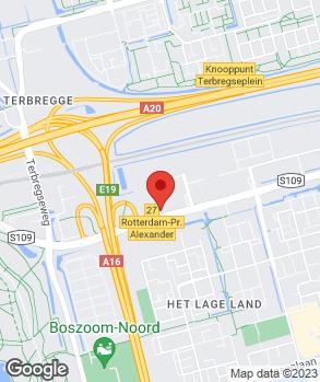 Locatie M. Romein op kaart