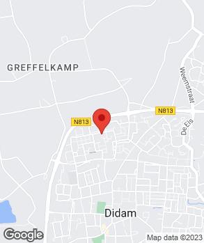 Locatie Van Bruchem Auto's op kaart