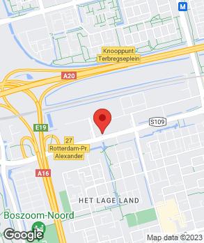 Locatie Autohandel Lageland op kaart