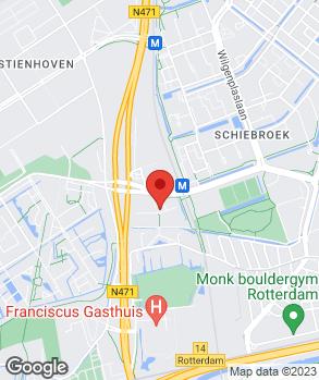 Locatie Auto Hogenboom B.V. op kaart