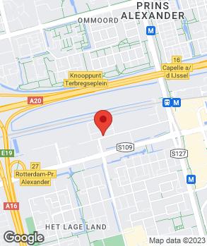 Locatie APK oké Rotterdam B.V. op kaart