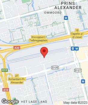 Locatie Seno Paint op kaart