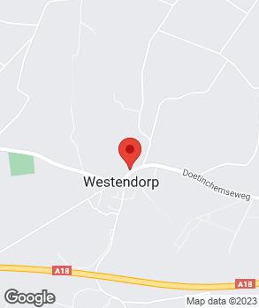 Locatie H. Wenneker Holland Auto's op kaart
