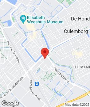 Locatie Hamer Auto's op kaart