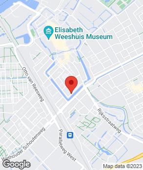 Locatie Autobedrijf Middelkoop op kaart