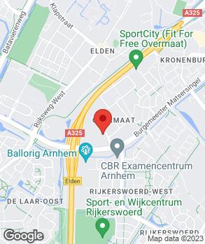 Locatie Carxpert Ambting op kaart