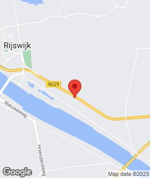 Locatie G. van Os op kaart
