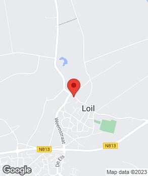 Locatie H. ter Heerdt op kaart
