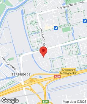 Locatie M. de Koning Autobedrijven Rotterdam op kaart