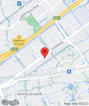 Locatie Autobedrijf Roxel op kaart