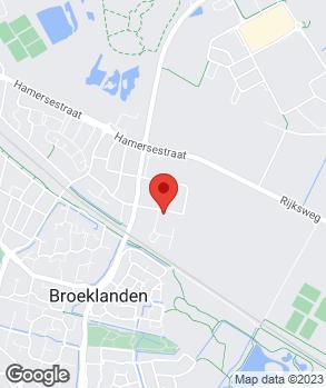 Locatie Autobedrijf de Liemers op kaart