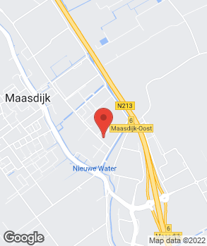 Locatie NH Autoservice op kaart