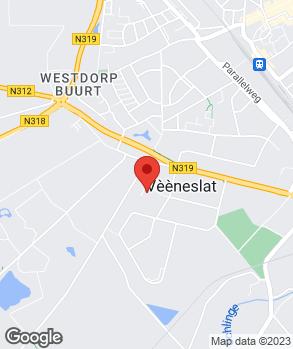 Locatie Autobedrijf Meerdink op kaart
