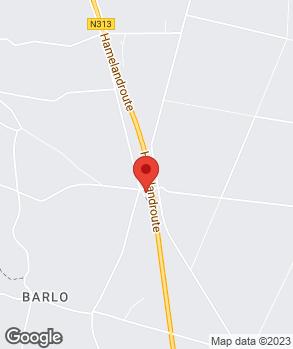 Locatie Autorestauratiebedrijf Lensink & Kolstee op kaart