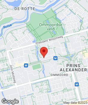 Locatie Marcel VD Hoeven op kaart