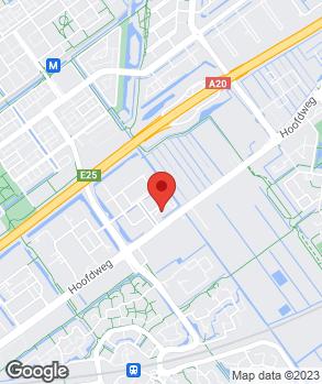 Locatie Orange Motors Capelle a/d IJssel   Eef en Huub op kaart