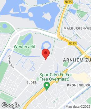 Locatie Automobielbedrijf René Hieltjes op kaart