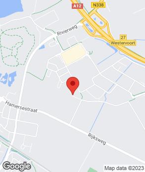 Locatie Autobedrijf Y. Volkan op kaart