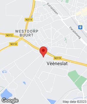 Locatie Autobedrijf Kempink V.O.F. op kaart