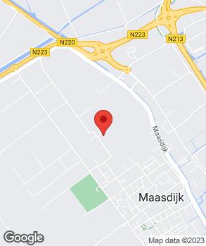 Locatie Marome B.V. op kaart