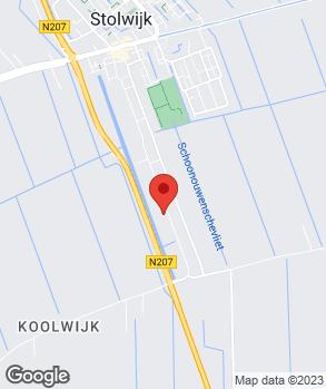 Locatie VW Car Centre B.V. op kaart