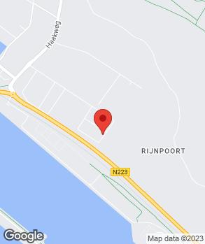 Locatie S.P. Support op kaart