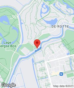Locatie P. Grootegoed Automobielen op kaart