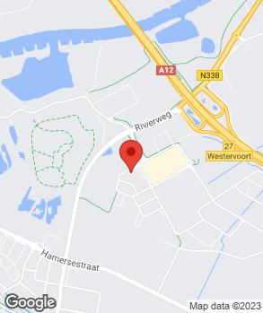 Locatie Autobedrijf Nieuwgraaf op kaart