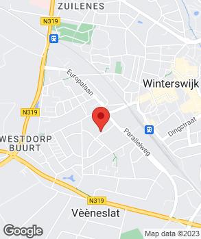 Locatie Auto Service Veldboom op kaart