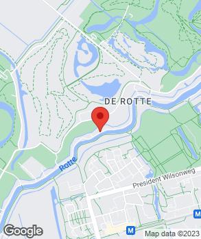 Locatie V.F. Wagemans op kaart