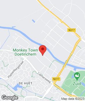 Locatie Huno Didam B.V. op kaart