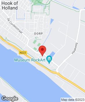 Locatie Aven Auto's op kaart