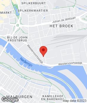 Locatie Vossenhol B.V. op kaart