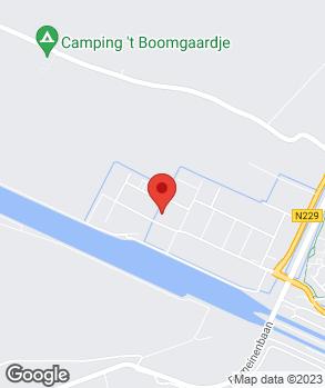 Locatie Cabcars op kaart